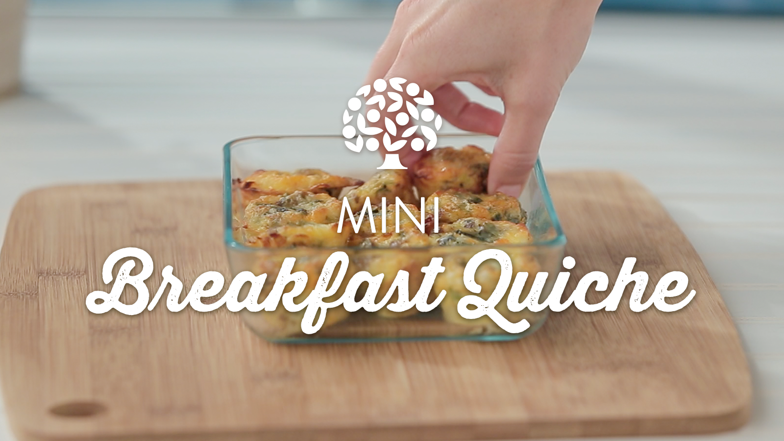 Mini Breakfast Quiche Recipe