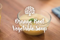 Orange Root Vegetable Soup