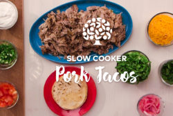 Slow Cooker Pork Taco Recipe