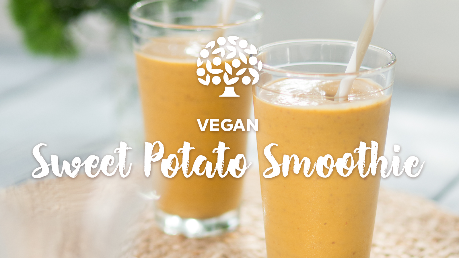 Vegan Sweet Potato Smoothie Recipe